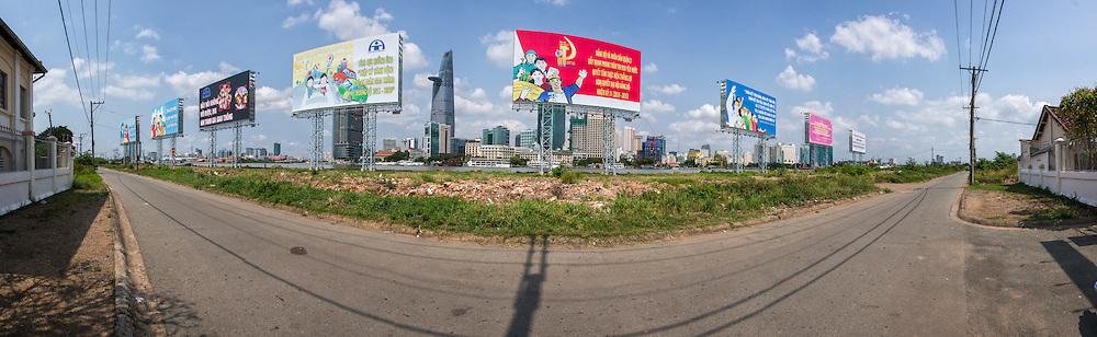 Vietnam Images-Sài Gòn-HochiMinh city