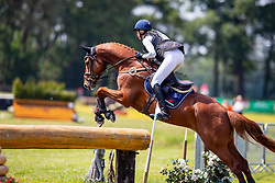 Kroeze Renske, NED, Jolig W<br /> KWPN Kampioenschap Eventing Paarden<br /> Renswoude 2019<br /> © Hippo Foto - Dirk Caremans<br /> Kroeze Renske, NED, Jolig W