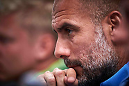 Manchester City press conference and Training - 19 July 2018