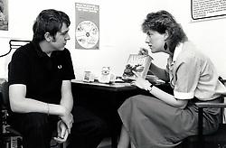 Dietician, Queen's Medical Centre, Nottingham UK 1990