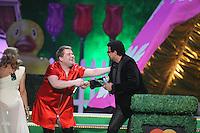 James Corden and Lionel Richie