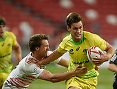 Apr 16, 2017-Rugby-World Sevens-England vs Australia