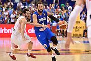 DESCRIZIONE : Berlino Eurobasket 2015 Group B Spagna Italia Spain Italy<br /> GIOCATORE :&nbsp;Marco Belinelli<br /> CATEGORIA : nazionale maschile senior A<br /> GARA : Berlino Eurobasket 2015 Group B Spagna Italia Spain Italy<br /> DATA : 08/09/2015<br /> AUTORE : Agenzia Ciamillo-Castoria