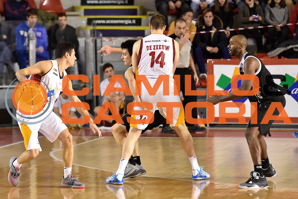 DESCRIZIONE : Roma A 2014-2015 Acqua Acea Roma  vs Dolomiti Energia Trento<br /> GIOCATORE :<br /> CATEGORIA : <br /> SQUADRA : <br /> EVENTO : Campionato Lega A 2014-2015 GARA : Acea Roma vs Dolomiti Energia Trento<br /> DATA : 29/12/2014 <br /> SPORT : Pallacanestro <br /> AUTORE : Agenzia Ciamillo-Castoria/GiulioCiamillo<br /> GALLERIA : Lega Basket A 2014-2015 FOTONOTIZIA : Roma Lega A 2014-2015 Acea Roma vs Dolomiti Energia Trento<br /> PREDEFINITA :