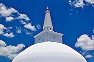 Ruvanveli Dagoba Anuradhapura Sri Lanka