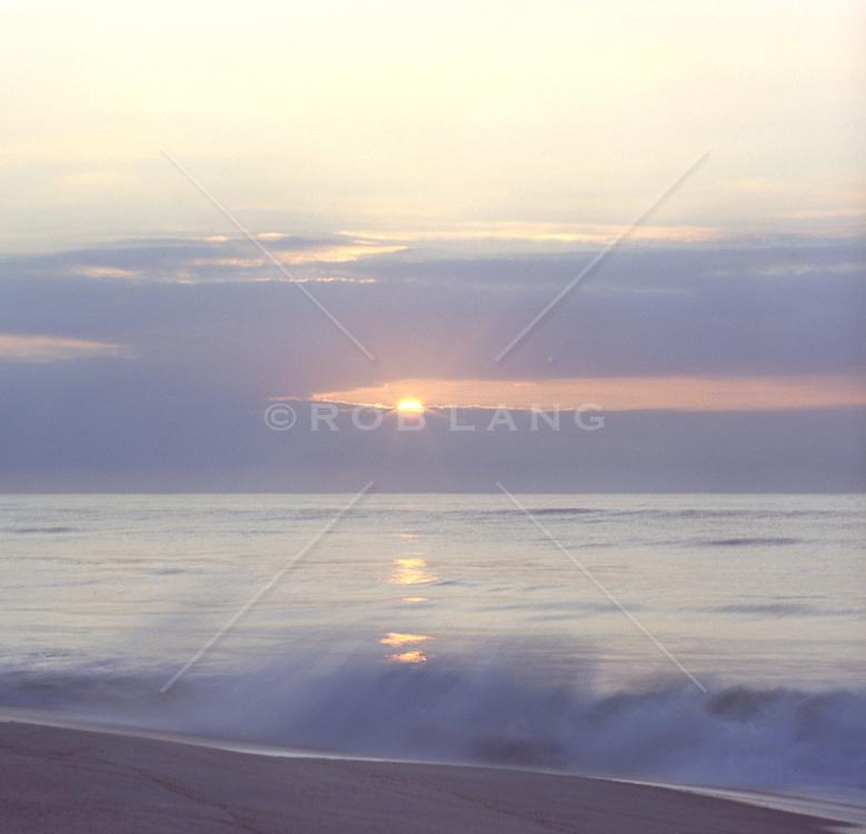 Sunrise In East Hampton,NY