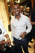 Edward D'Angelo at The Sean John Boutique on Fifth Ave on September 10, 2009  in New York City
