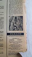 1962. Covering Vietnam for Parade Magazine