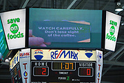 KELOWNA, CANADA - FEBRUARY 07:  Subway at the Kelowna Rockets game on February 07, 2018 at Prospera Place in Kelowna, British Columbia, Canada.  (Photo By Cindy Rogers/Nyasa Photography,  *** Local Caption ***