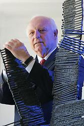 Jorge Gerdau Johannpeter assumiiu o comando do grupo Gerdau há 21 anos quando produzia 1,3 milhão de toneladas por ano. Hoje, são 16 milhões. Além da siderúrgica, Gerdau é o coordenador da Ação Epresarial, que briga pela reforma tributária.<br /> FOTO: Jefferson bernardes/Preview.com