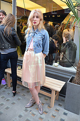 PAULA GOLDSTEIN at the Prism Boutique Summer Party held at Prism, 54 Chiltern Street, London on 14th May 2014.