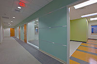 Building interior Image of Advanced Bioscience Laboratory