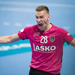 20191020: SLO, Handball - Velux EHF CL 2019/20, RK Celje Pivovarna Lasko vs Elverum Handball