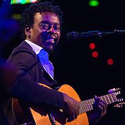 Seu Jorge performs at The Music Hall in Portsmouth NH, August 18, 2018