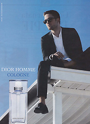 Celebrities advertising in adverts in european countries. Cara Delevigne La Perla lingerie - Chanel perfume Gisele Buendchen Keira Knightley - Dior perfume Jennifer Lawrence Robert Pattinson - Dolce Gabbana lipstick Monica Bellucci - Doppia Difesa Organisation against violence towards women Michelle Hunziker Julia Bongiorno - Eni electricity and gas Roberto Bolle - Fendi perfume Mark Ronson Anja Rubik - Imedeen facial cream Christy Turlington Burns - Intimissimi lingerie Christof Innerhofer - Jaeger LeCoultre watch Diana Krueger - Julia Roberts Lancome perfume - Longiness watch Kate Winslet Simon Baker - Louis Vuitton luggage suitcase Michelle Williams - Mandarin Oriental Hotel Morgan Freeman - Marc Jacobs clothing Miley Cyrus - Pinko clothing Alessandra Ambrosio - Ralph Ricky Lauren handbag - Richmond Belen Rodriguez - Stefano De Martino Richmond perfume - Stuart Weitzman clothing Kate Moss - Swarovski jewelry Miranda Kerr - TW Steele catch Kelly Rowland - Yamamay Yasmin Amber Le Bon lingerie - Cara Delevingne for Tag Heuer watch - George Clooney wearing a wedding ring for Omega watch - Cara Delevingne and Kate Moss for My Burberry perfume - Rafael Nadal for Tommy Hilfiger underwear - Rihanna for Nude Rebl fleur perfume - Jennifer Lawrence for Dior Addict lipstick - Sophia Loren for Dolce Gabbana lipstick - Christina Aguilera for Touch of seduction perfume - Penelope Cruz for Carpisa handbag - Cara Delevingne and Pharrell Williams for Chanel clothing - Jessica Alba for Braun silk epil razor - Cara Delevingne for Yves Saint Laurent lipstick - Karlie Kloss for Marella clothing - Kendall Jenner for Estee Lauder lipstick - John Travolta for Breitling watch - Kate Moss Cara Delevingne for Mango clothing - Nicole Kidman for Omega watch - Novak Djokovic for Seiko watch - Sharon Stone for Airfield clothing - Patricia Arquette for Marina Rinaldi clothing. Ads Advertising. 28 May 2017 Pictured: Robert Pattinson. Photo credit: MEGA TheMegaAgency.com +1 888 505 6342