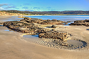 Porpoise Bay, Catlins, New Zealand
