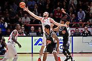 Andrea Crosariol<br /> The FlexX Pistoia Basket - Pasta Reggia Juve Caserta<br /> Lega Basket Serie A 2016/2017<br /> Pistoia, 13/02/2017<br /> Foto Ciamillo-Castoria