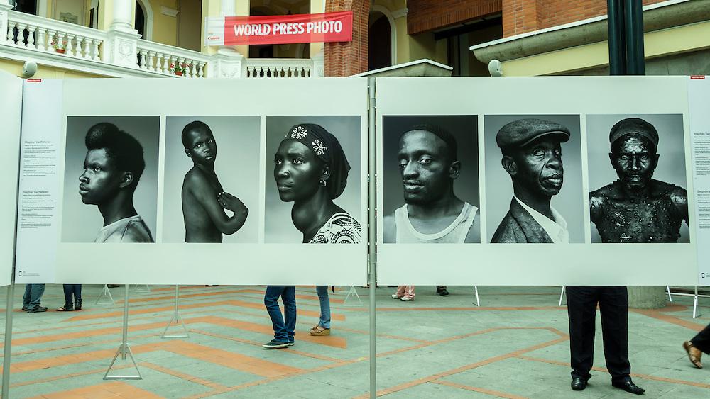 World press photos Quito Ecuador