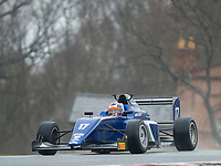 #17 Clement NOVALAK (DEN) Carlin  during British F3 Championship as part of the British GT and BRDC British F3 Championship at Oulton Park, Little Budworth, Cheshire, United Kingdom. April 02 2018. World Copyright Peter Taylor/PSP.