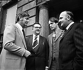 1975 - West Cork Tourism Press Conference.   (J34).
