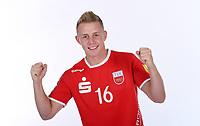 Volleyball 1. Bundesliga  Saison 2018/2019  Media Day Fotoshooting  TV Rottenburg  07.09.2018 Johannes Elsaesser