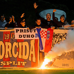 20130630: SLO, Football - Friendly match, NK Zavrc vs  NK Hajduk Split
