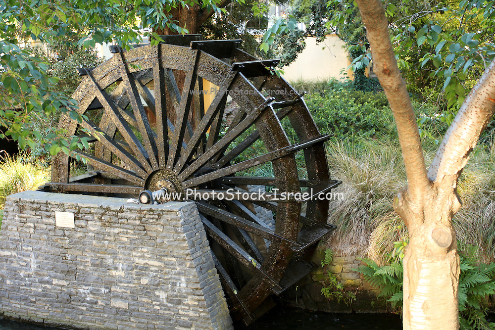 New Zealand, Christchurch, old watermill