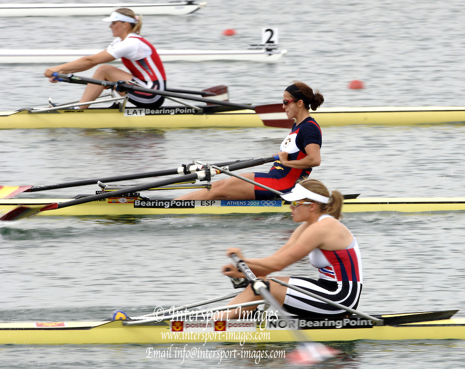 2005 FISA World Cup, Dorney Lake, Eton, ENGLAND, 26.05.05. ESP W1X Maria Dominguez.Photo  Peter Spurrier. .email images@intersport-images...[Mandatory Credit Peter Spurrier/ Intersport Images] , Rowing Courses, Dorney Lake, Eton. ENGLAND