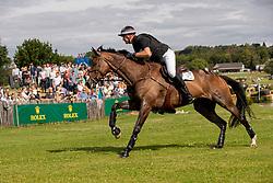 Campbell Jesse, NZL, Cleveland<br /> CHIO Aachen 2019<br /> Weltfest des Pferdesports<br /> © Hippo Foto - Dirk Caremans<br /> Campbell Jesse, NZL, Cleveland