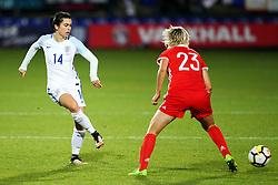 Karen Carney of England - Mandatory by-line: Matt McNulty/JMP - 19/09/2017 - FOOTBALL - Prenton Park - Birkenhead, United Kingdom - England v Russia - FIFA Women's World Cup Qualifier