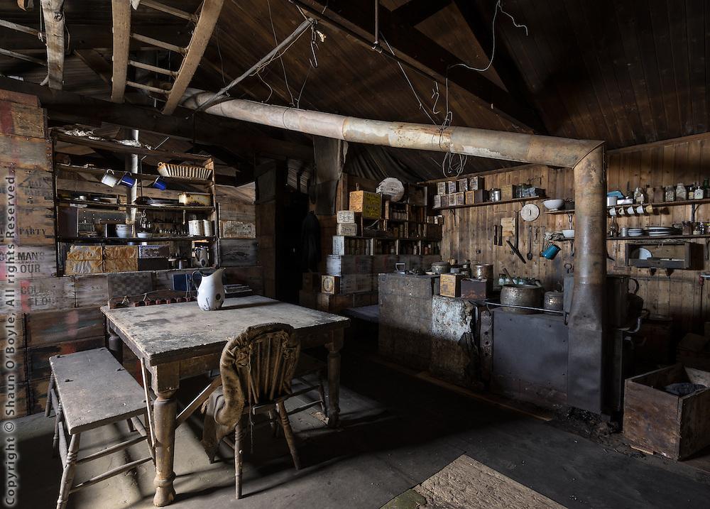 Scott's Cape Evans Hut #10