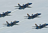 Blue Angels, Memorial Day Airshow, Jones Beach