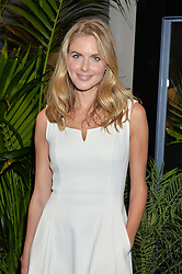 DONNA AIR at the Piaget Mediterranean Garden Summer Party held at Piaget, 169 New Bond Street, London on 15th July 2015.