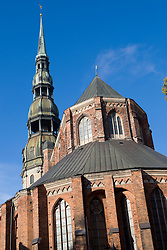 St. Peter's Church, Riga, Latvia