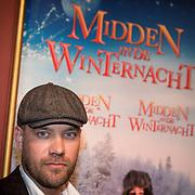 NLD/Amsterdam/20131127 - Premiere Midden in de Winternacht, regisseur Lourens Blok