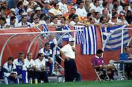 FIFA World Cup - USA 1994.Coach Alketas Panagoulias - Greece.©JUHA TAMMINEN