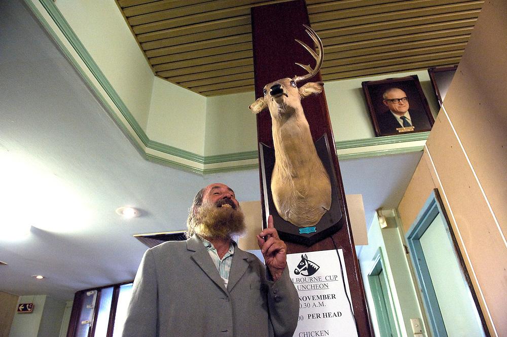 Michael James Quinn at The Buffalo Club - 01 November 2009 - Photo by David Dare Parker °SOUTH
