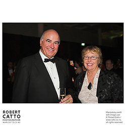 Gaylene Preston;David Gascoigne at the River Queen Premiere, Wanganui, New Zealand.<br />