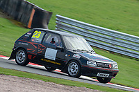 #23 Blair THOMSON Peugeot 205  during Armed Forces Race Challenge  as part of the 750 Motor Club at Oulton Park, Little Budworth, Cheshire, United Kingdom. April 14 2018. World Copyright Peter Taylor/PSP.