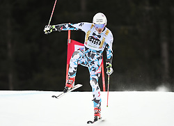 18.12.2016, Grand Risa, La Villa, ITA, FIS Weltcup Ski Alpin, Alta Badia, Riesenslalom, Herren, 1. Lauf, im Bild Manuel Feller (AUT) // in action during 1st run of men's Giant Slalom of FIS ski alpine world cup at the Grand Risa in La Villa, Italy on 2016/12/18. EXPA Pictures © 2016, PhotoCredit: EXPA/ Erich Spiess