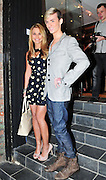 03.MARCH.2011. LONDON<br /> <br /> SAM FAIERS AND HARRY DERBRIDGE AT THE LAUNCH OF KINESEX SALON HOOJA IN LIVERPOOL<br /> <br /> BYLINE: EDBIMAGEARCHIVE.COM<br /> <br /> *THIS IMAGE IS STRICTLY FOR UK NEWSPAPERS AND MAGAZINES ONLY*<br /> *FOR WORLD WIDE SALES AND WEB USE PLEASE CONTACT EDBIMAGEARCHIVE - 0208 954 5968*