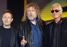 Led Zeppelin launch their new film in London 21-9-12