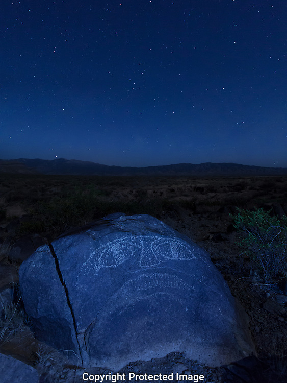 Three Rivers Petroglyph Site, NM