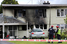 Auckland-Baby in critical condition after Mt Wellington house fire