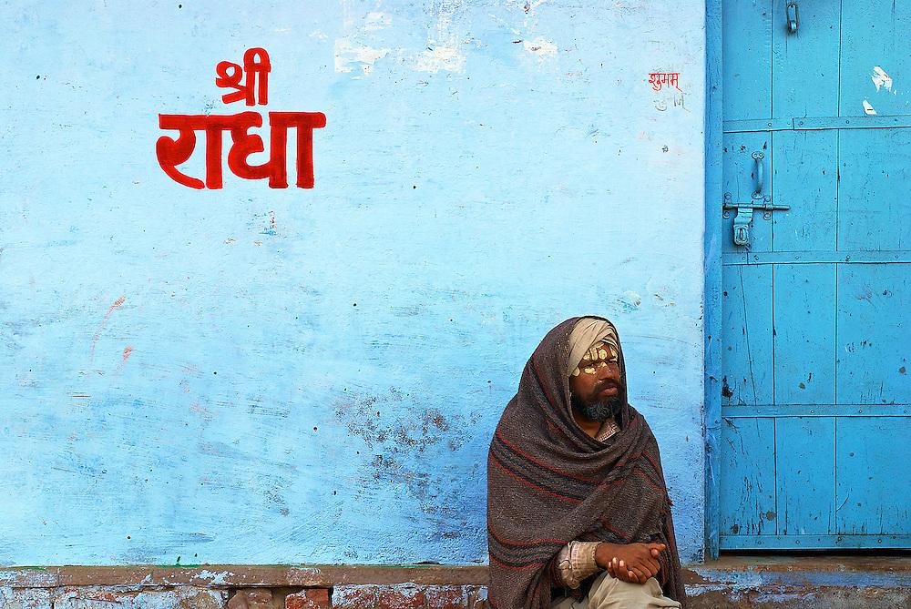 Waiting for Radha