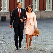 Doop Claus-Casimir Apeldoorn, Prins Floris en vriendin Aimee Söhngen