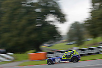 #134 Andrew Hough Caterham Superlight R 1800 during the CSCC Meteor Suspension Open Series at Oulton Park, Little Budworth, Cheshire, United Kingdom. October 15 2016. World Copyright Peter Taylor/PSP. <br /> Copy of publication required for printed pictures.  Every used picture is fee-liable. http://archive.petertaylor-photographic.co.uk