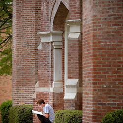 Viewbook photography for University of North Alabama, Florence, Ala.