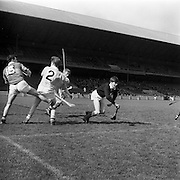 02/04/1967<br /> 04/02/1967<br /> 2 April 1967<br /> National Hurling League Semi-Final: Antrim v Kerry at Croke Park, Dublin.