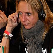 NLD/Hilversum/20100121 - Benefietactie voor het door een aardbeving getroffen Haiti, Floortje Dessing